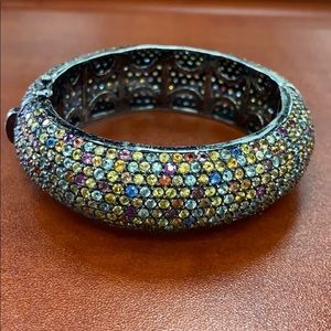 🔴 SAPPHIRE MANY COLORS BRACELET FROM INDIA S S